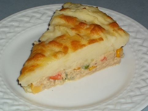Tuna and Potato Pie recipe - Best Recipes