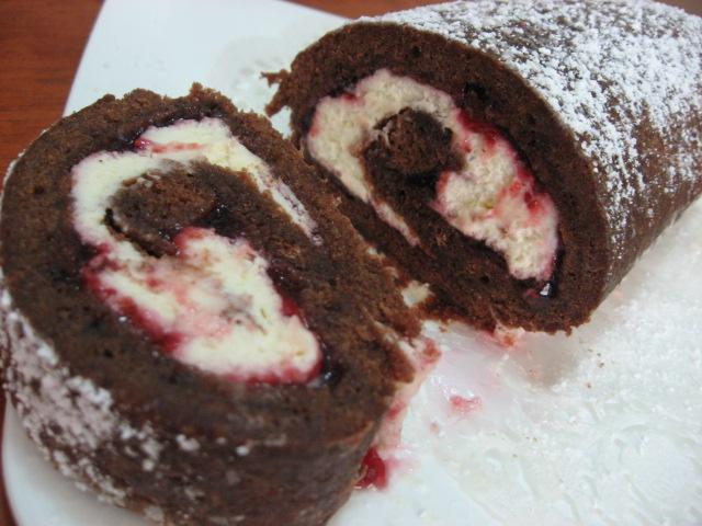Chocolate Sponge Ingredients Of Chocolate Sponge Log Best Recipes