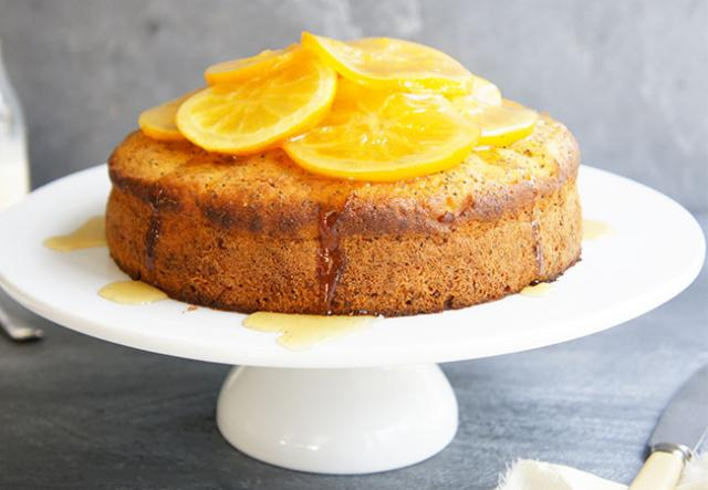 Recipe For Making Quick Cake In A Food Processor