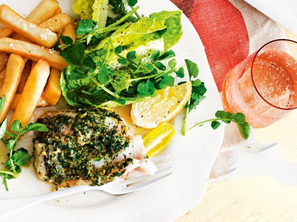 Lemon and lime fish fillets recipe best recipes for Lemon fish recipe