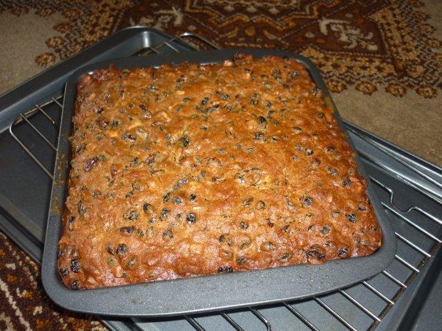 Boiled Fruit Cake Recipe From Australia