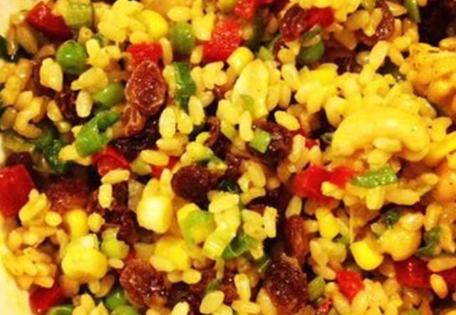 Bangalore Curried Rice Salad recipe - Best Recipes